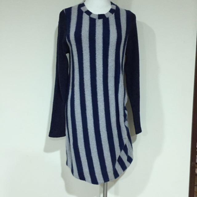 韓版針織洋裝(全新品)