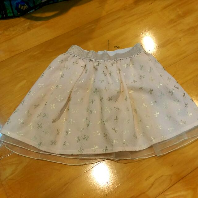 韓系 甜美短裙