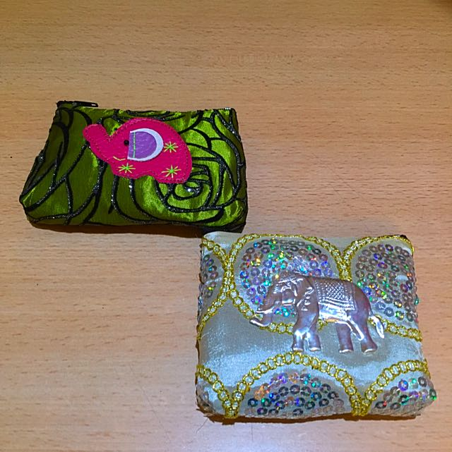 全新 泰國小零錢包
