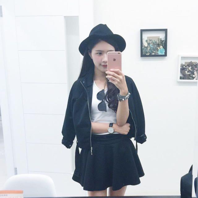 外套+裙子一套 S