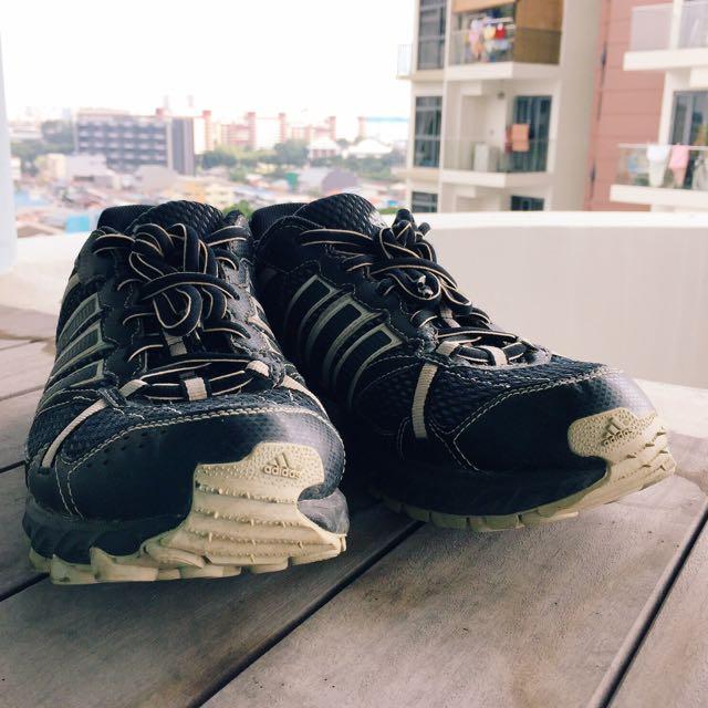 Adidas Thrasher 2 Uomini Delle Tracce Di Unito Scarpe Taglia 10 Regno Unito Di Non efee86