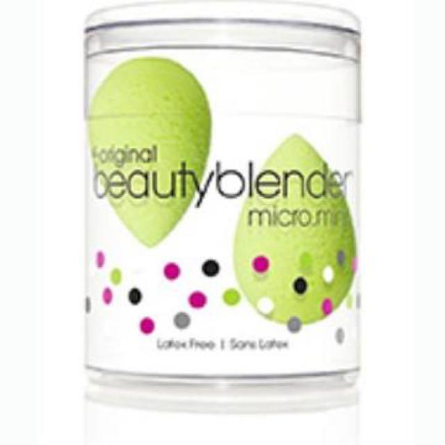 Beauty Blender Micro Mini (2 Pcs)