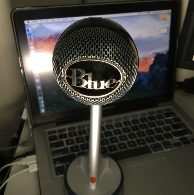 BLUE Nessie Microphone