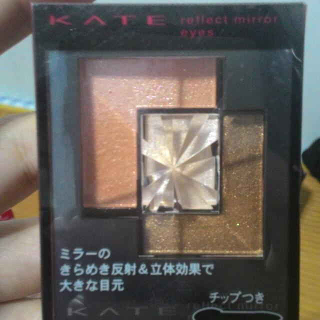 22. Kate 鏡光璀璨眼影盒 OR1