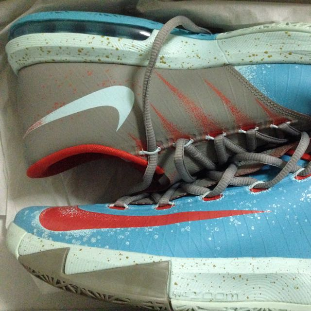 KD 6 Kevin Durant 6.