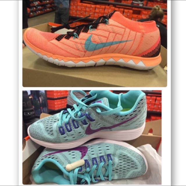 Nike 女生鞋款