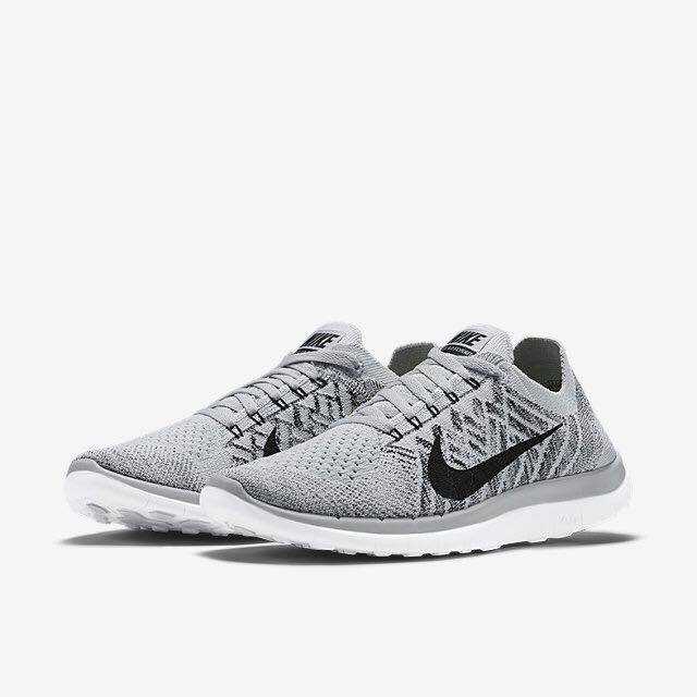check out 32626 666aa Nike Free 4.0 Flyknit (Women) - Pure Platinum/White/Cool ...