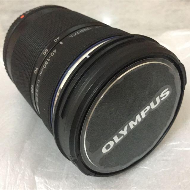 Olympus M.ZUIKO Digital Lens 40-150mm