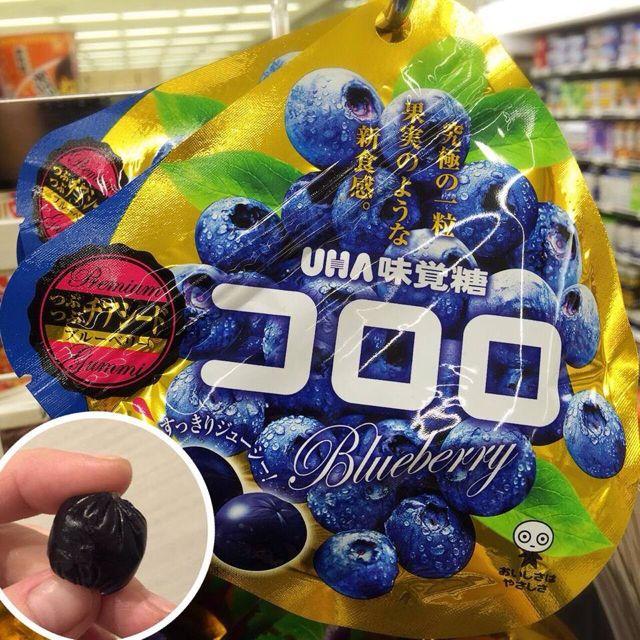 ✨日本帶回✨UHA味覺糖-葡萄/白葡萄/藍莓