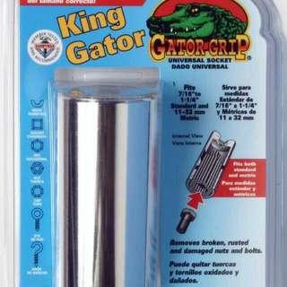 King Gator Grip *At Cost Price