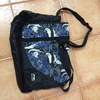 Li Ning Velcro Sling Bag