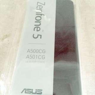 ZenFone 5 (A500CG)「只有手機殼沒手機」