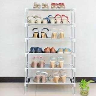 簡易DIY防塵鞋櫃 組合鞋櫃