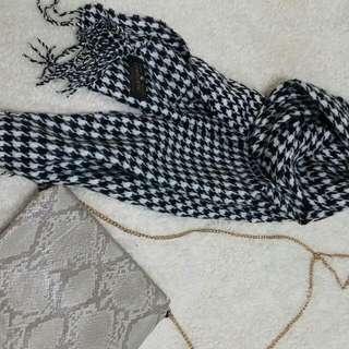 ❄學院風圍巾⛄