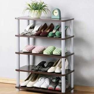 簡約風格 收納鞋架