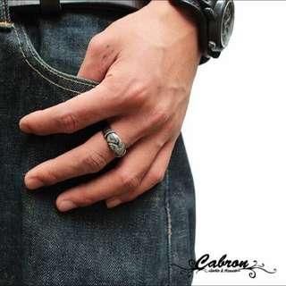 "Cabrón ""POSSE UP"" Ring全新"