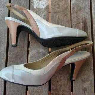 💠 N A T U R A L I Z E R N5 COMFORT || Grey & dusty pink || Size Euro 40 ~ fit a AUS 9