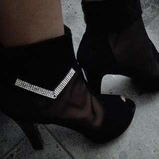 Brand New Boots/heels