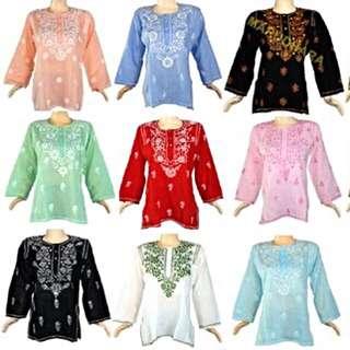 Cotton Kurtas/ Fashion Top And Clothing