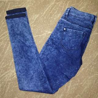 Reduced..!Topshop Leigh Jeans -