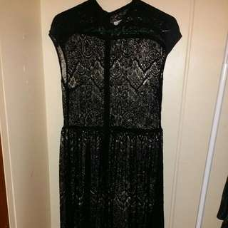 Mossman Dress