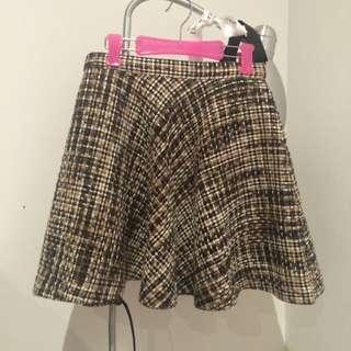 Dazzlin Japanese Brand Thread Skirt Size S