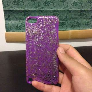iPod Touch 5 Glitter Case