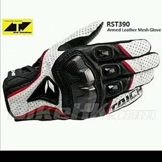 Rs Taichi Motorcycle Leather Racing Gloves