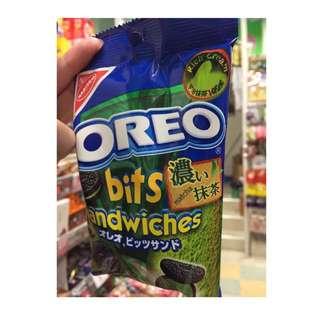 日本連線🇯🇵抹茶OREO