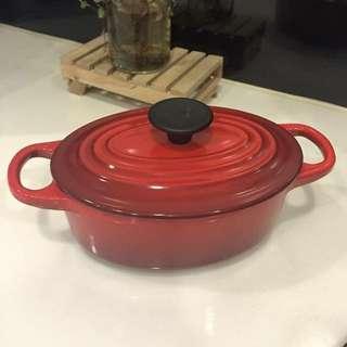 💕💕LE CREUSET 珐瑯鐵鑄鍋 💕💕