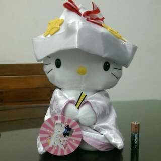 Hello Kitty麥當勞娃娃