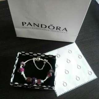 Pandora Bracelet (Imitate) New!