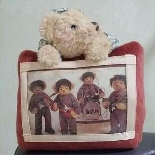 Jeju Teddy Bear Museum Adorable Photo Frame!