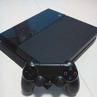 PS4 With camera