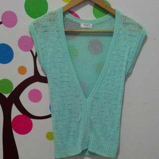 Preloved Knitted vest