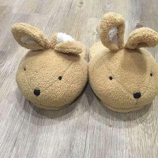 可愛立體兔子🐰🐰拖鞋
