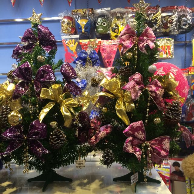 2尺裝飾聖誕樹