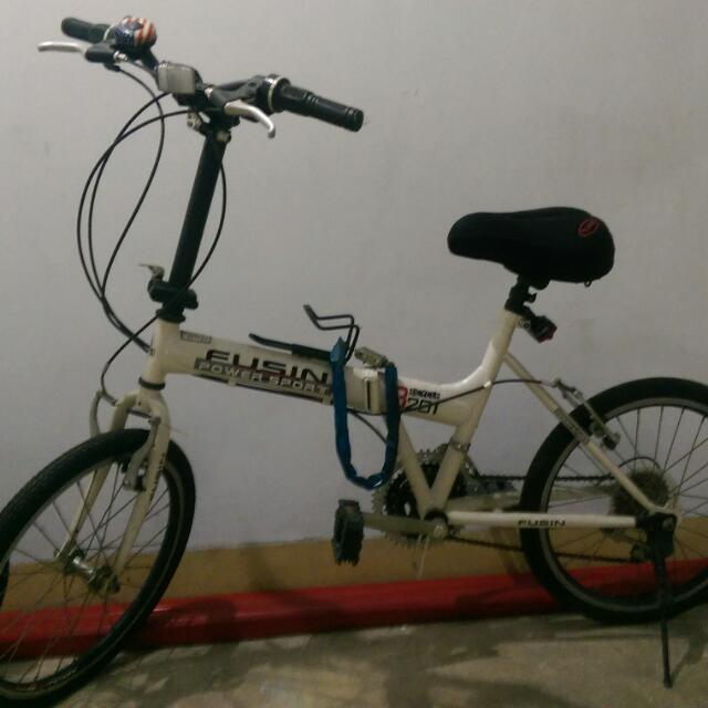 GIANT. 捷安特24吋5段變速腳踏車