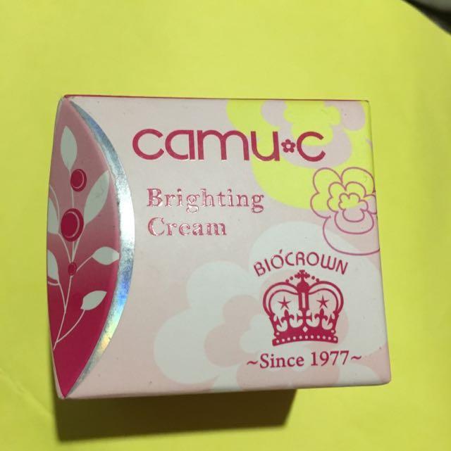卡姆果淨白修護霜