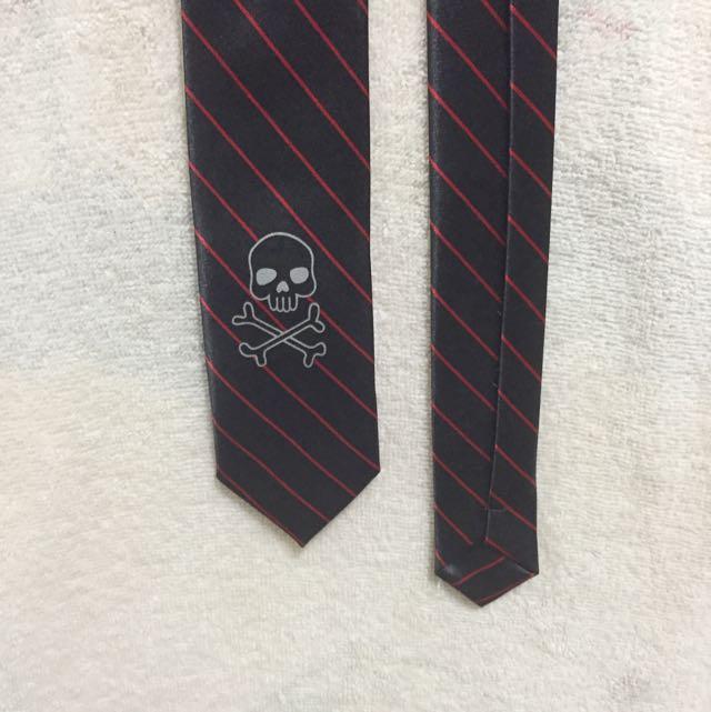 二手*微龐克領帶👔