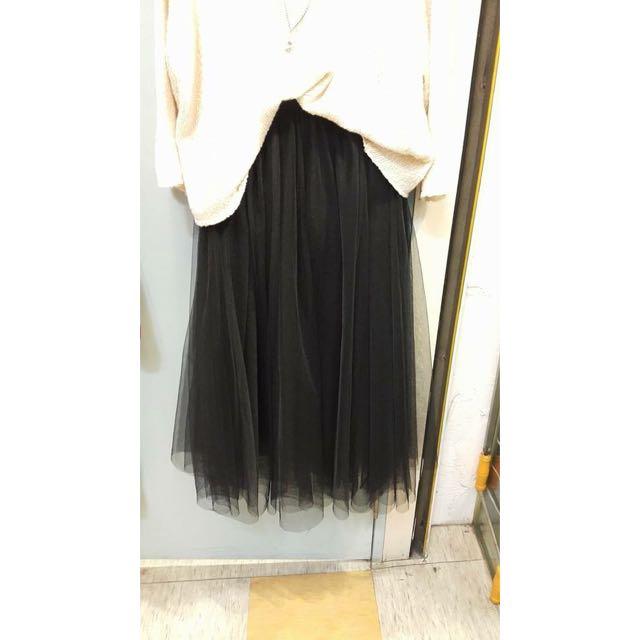 全新💖韓軟紗裙