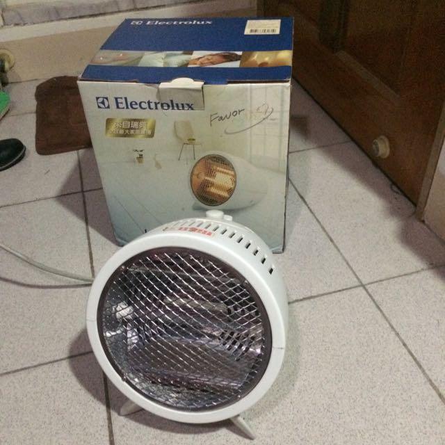 伊萊克斯 電暖器