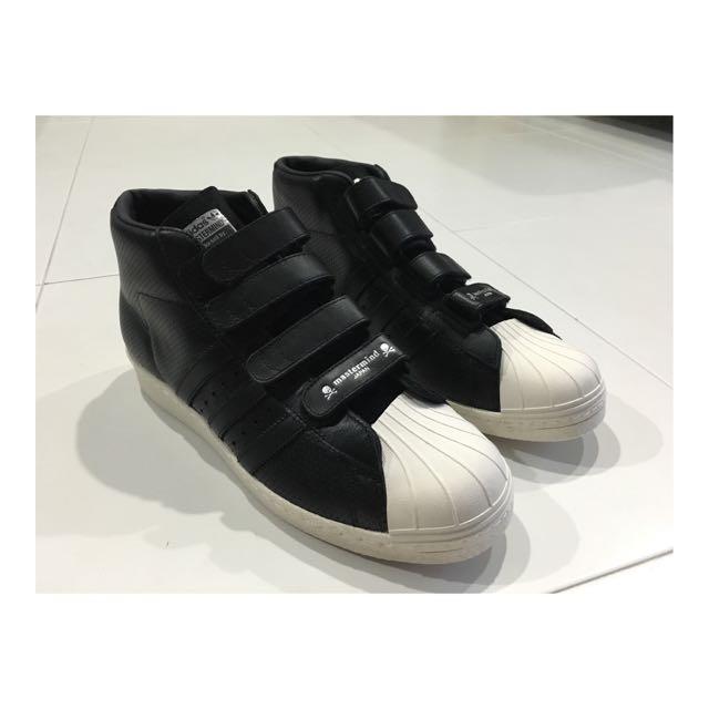 7dffa48838 Adidas Originals X Mastermind Japan Promodel CMF