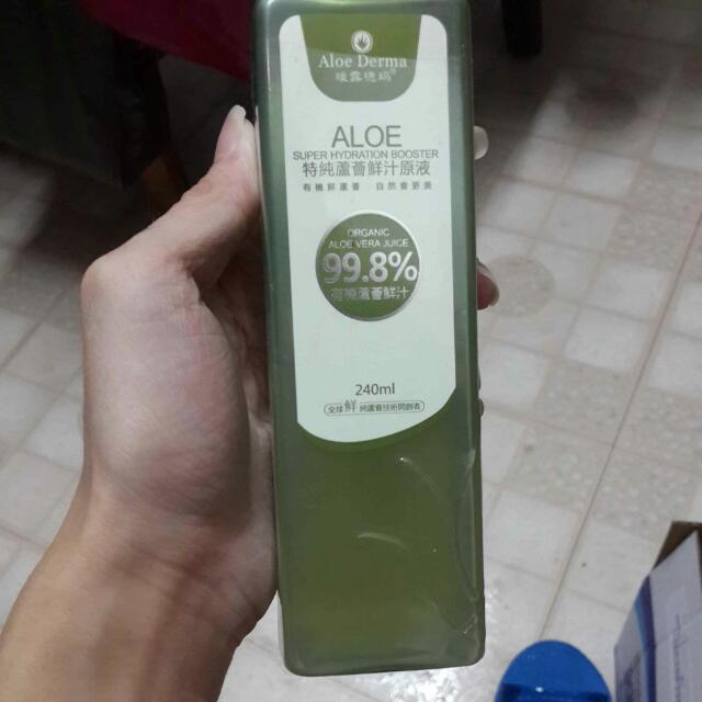 ALOE特純蘆薈鮮汁原液(非全新)