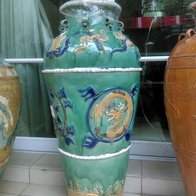 Ming Dynasty Antique Vase
