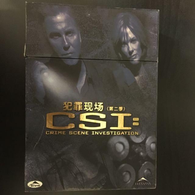 CSI 第一季~第四季
