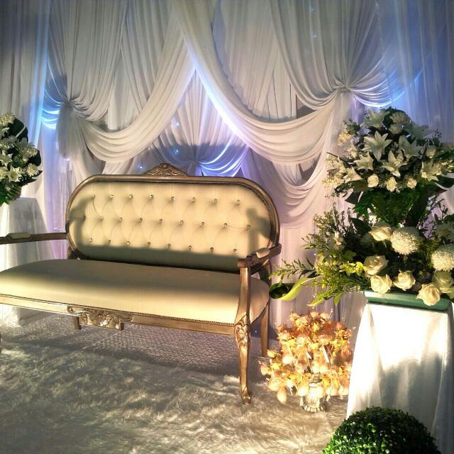 KL Style Draping PELAMIN For Home CC MPH Or Void Deck Everything