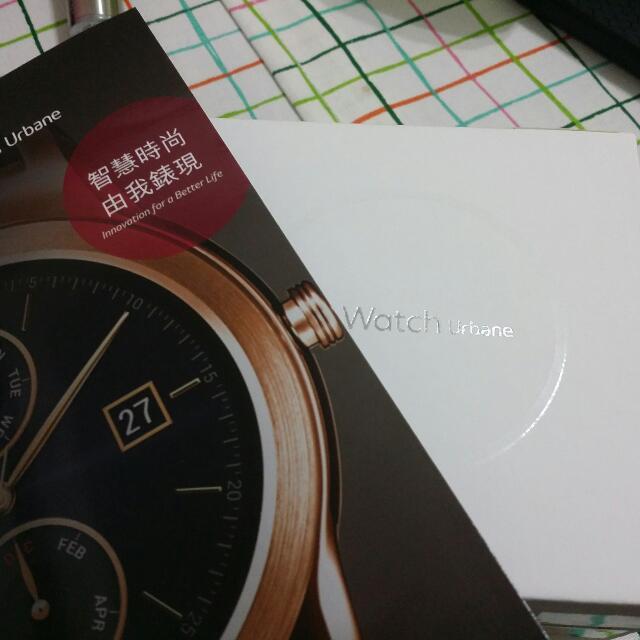 降全新Lg Watch Urbane智慧手錶 可語音回line 秒殺apple Watch Moto360