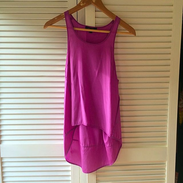 LIFEwithBIRD Singlet Size 0 RRP $140