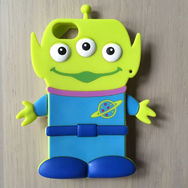 Little Green Men (Toy Story)  iPhone 5 Case